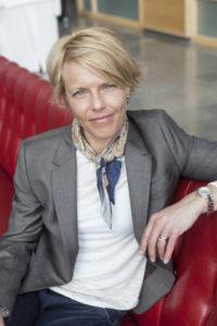 Bild på Anna Zetterberg, talare på konferensen Hjärna aktivt Ledarskap till Medarbetarskap