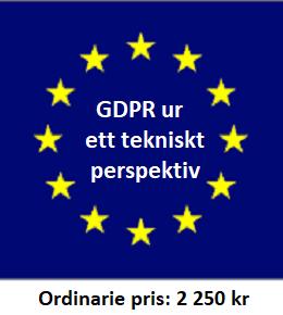 GDPR – ur ett tekniskt perspektiv