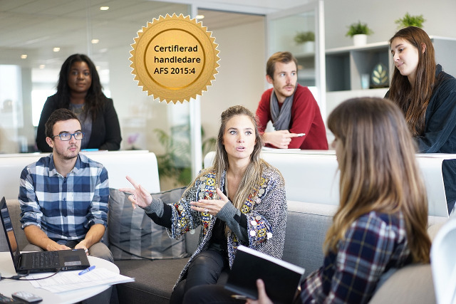 Certifierad handledare