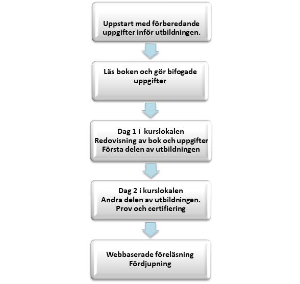 Program Certifierad arbetsmilöhandledare, bild