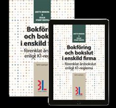 bokföring och bokslut bok