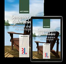 semester och sjukfrånvaro bok