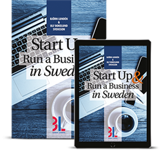 Start up and run a business in Sweden - business book.