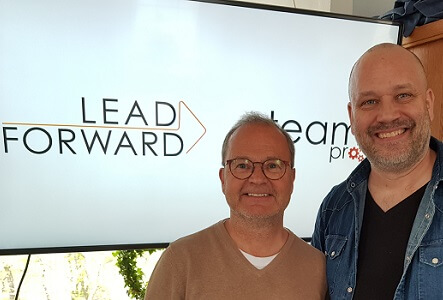 Ledarskapsutbildningen Lead Forward - våga utmana ditt ledarskap