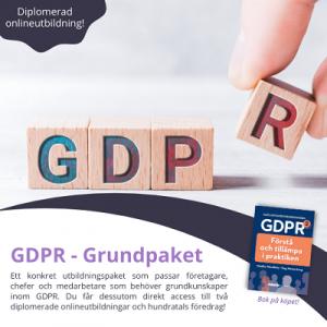 GDPR - Grundpaket 400x400
