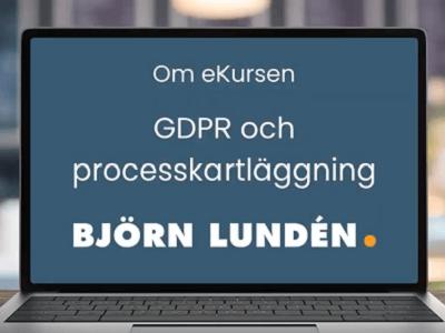 GDPR och processkartläggning – online e-kurs, bild 300x400 komp