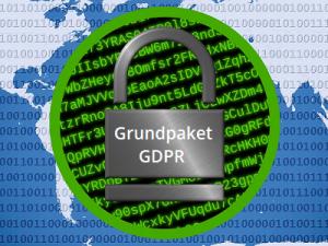 Grundpaket GDPR - diplomerad onlineutbildning, bild för WEB