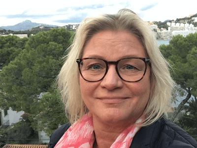 Utbildningskonsult Eva Swede hos VeaLearn, bild för WEB