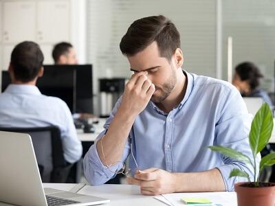 Otydlighet - ger stress på arbetsplatsen