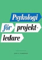 Psykologi för Projektledare, faktabok, produktbild webb