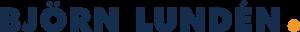 Björn Lunden logotyp 2019-09