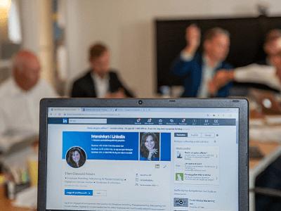LinkedInföreläsning - Boosta din Linkedinprofil, produktbild