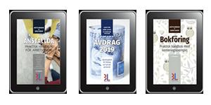 E-böcker som ingår i BL Info Online, 3 av 5